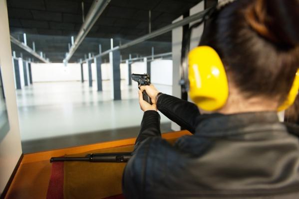 Soustředění střelce
